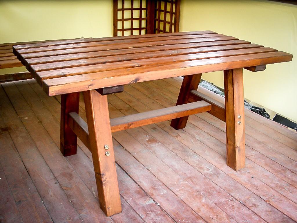 Tavoli di legno | F.A.M. Alberoidea